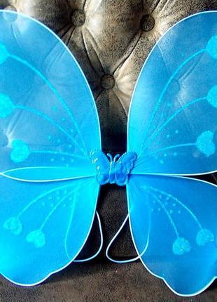 Костюм бабочка-фея – крылья новые