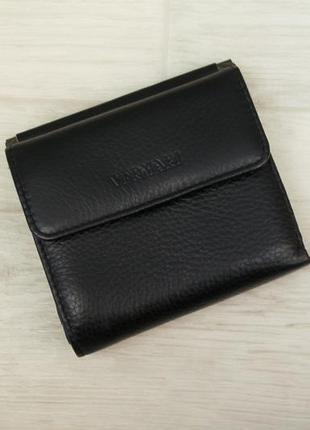 Мужской кошелек портмоне натуральная кожа маленький кошелек