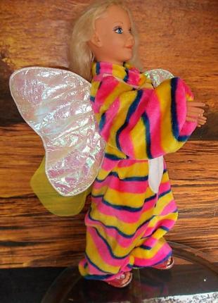 Яркий маскарадный костюм бабочка на 2-3 годика бренд ciao