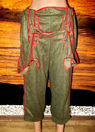 Баварский костюм для пивного фестиваля октоберфест 50 размер