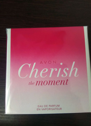 Парфумна вода Avon Cerish the moment (50 мл)