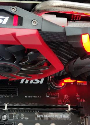 MSI GeForce GTX 1050 TI 4GB в идеальном состоянии