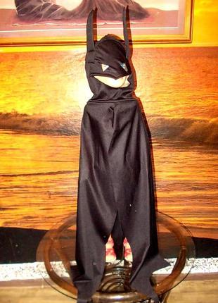 Маскарадная накидка бэтмена темного рыцаря