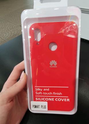 Чехол на Huawei Psmart Plus ×