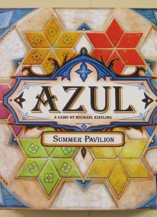 Настольная игра Азул: Летний Дворец (Azul: Summer Pavilion)