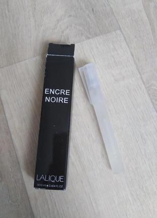 Lalique encre noire  10 мл