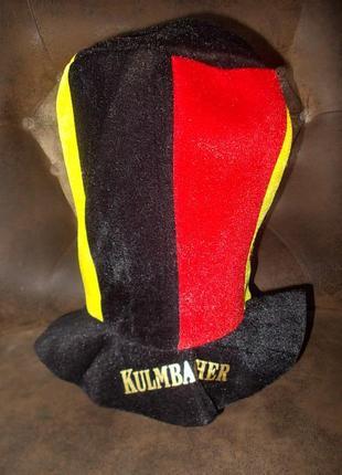 Маскарадная шляпа-цилиндр kulmbacher