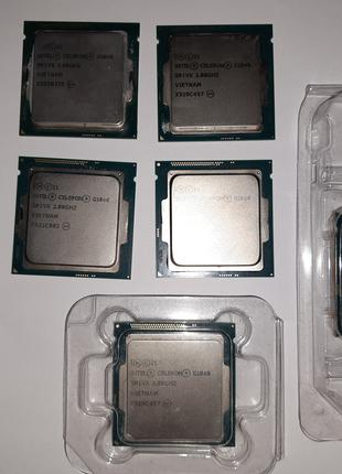 Процессоры Celeron G1840, socket 1150