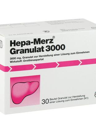 Гепа-мерц Hepa Merz 3000 гранулят
