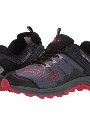 Кроссовки fila blowout 19 trail castlerock/black/fila