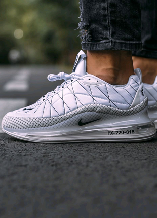 Кроссовки Nike Air Max 720 Termo White