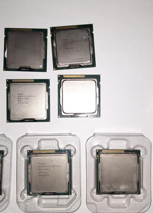 Процессоры Pentium, Celeron  socket 1155.