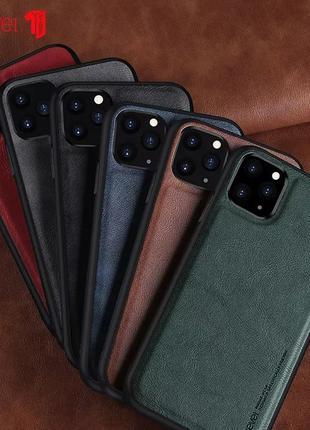 Винтажный чехол X-Level айфон iphone 7 8 se x xs xr 11 12 pro max