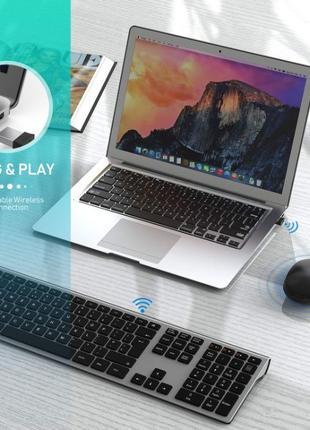 Беспроводной набор, беспроводная клавиатура + мышь Seenda IWG ...