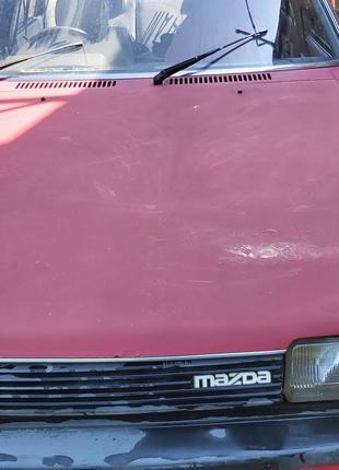 Продам на запчасти MAZDA – CAPELLA  GC6P122973  1600 см/куб. 1984