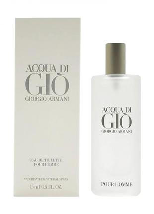 Миниатюра giorgio armani acqua di gio pour homme оригинал