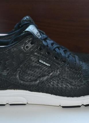 Gourmet 41-42р кроссовки кожаные, ботинки сникерсы.