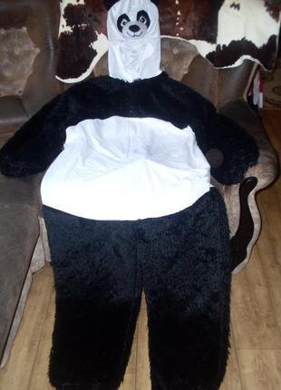 Очень эффектный костюм панда 52-54 размера