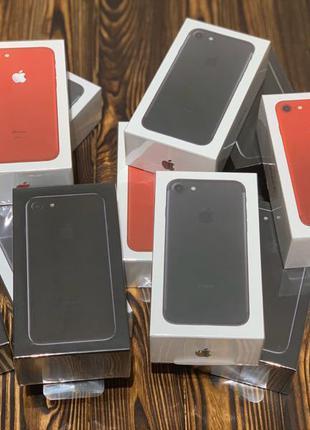 iPhone 7 32 128 ГБ Neverlock