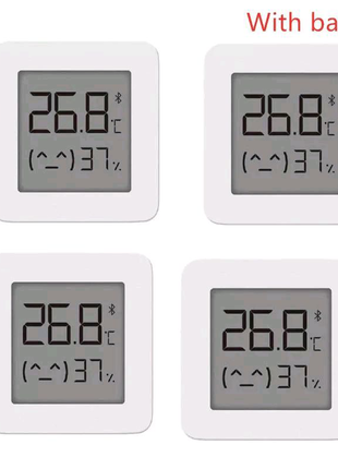 XIAOMI Mijia Bluetooth термометр гигрометр работает с MiHome App