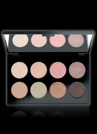 Тени для век make up factory international eyes palette 04