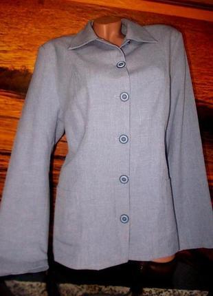 Элегантный пиджак 50 размера