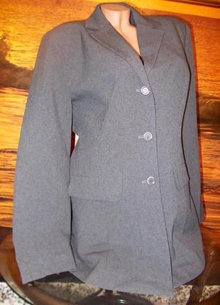 Офисный пиджак classic woman 50 р