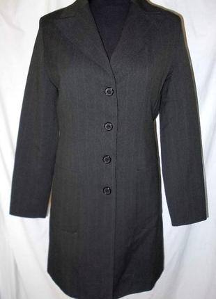 Пиджак shsh 46размер - как легкое пальто