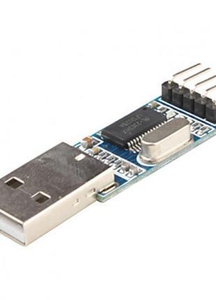 Программатор RS232 PL232 PL2303 ttl конвертер адаптер