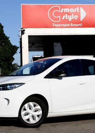 Електричний Renault Zoe 2015, клімат, круїз-контроль, КРЕДИТ/ЛІЗИ