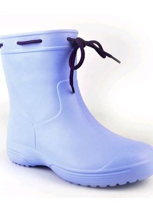 Сапожки из пены ЭВА для дождика.