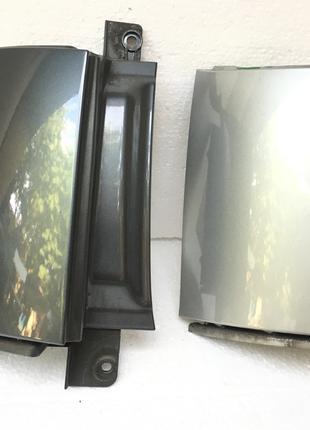 Клык заднего бампера левый Nissan Note