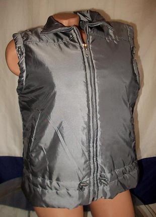 Жилет утепленный cibyll 40-42 размер