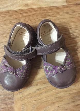 Туфельки детские для девочки для дома садика