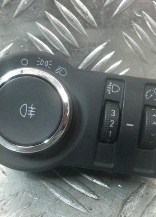 Модуль корректор света фар Chevrolet Cruze Orlando регулировка