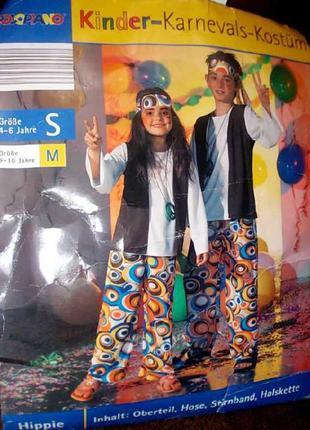 Карнавальный костюм индейца на 4-6 лет