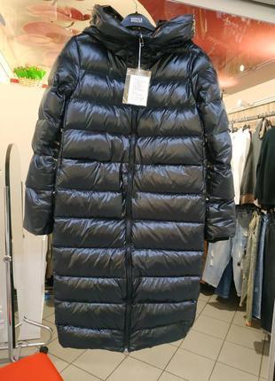 Куртка пальто пуховик с капюшоном