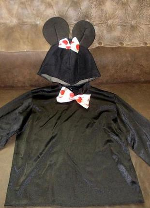 Маскарадный костюм мышь мышка на 8-10 лет