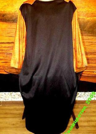 Маскарадное платье на хэллоуин на рост 140см цена снижена