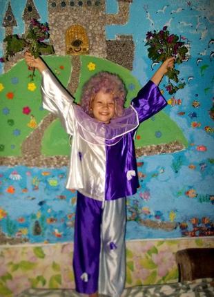 Карнавальный костюм лет на 6-9