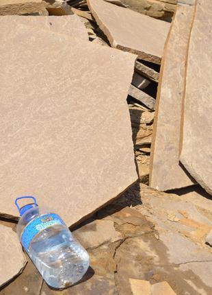 Камень дикарь песчаник пластушка