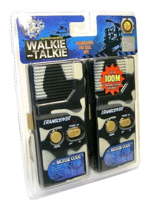 "Рация ""Walkie Talkies"""