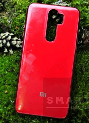Чехол для Xiaomi Redmi Note 8 PRO красный
