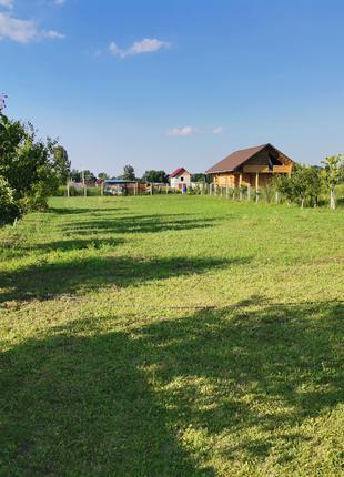Земельный участок в 15 минутах от м.Бориспольская, м.Лесная