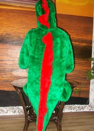 Костюм маскарадный дракончик рост funny fashion на рост 92 см