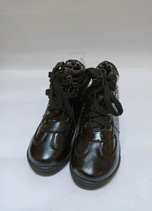 Кроссовки (ботинки) на танкетке. брендове взуття stock