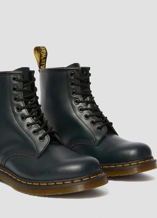 Черевики dr. martens 1460 navy smooth leather original