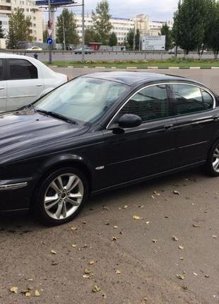 Авторазборка Jaguar X-Type 2007. Запчасти