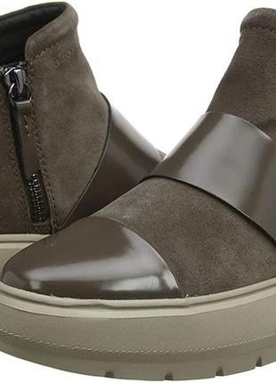 Geox d kaula ботинки евро 40 и евро 41.