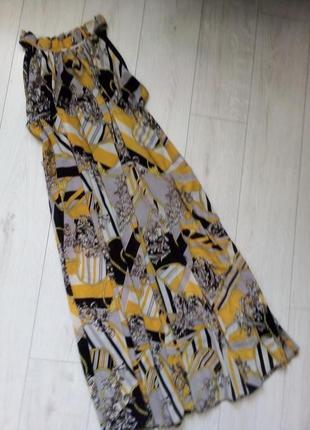 Летнее платье солцеклеш в стиле бохо